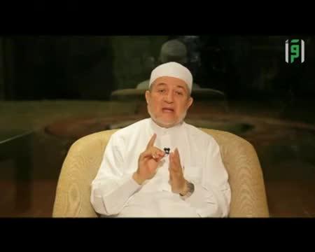 الحلف والإيمان -  إشراقات في آيات  - الدكتور أيمن رشدي سويد