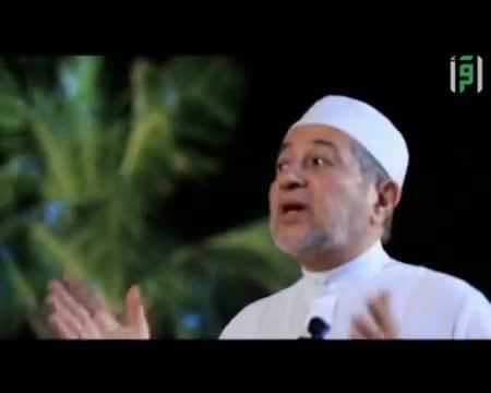 إشراقات في آيات - العبرة في الخواتيم ج2 - تقديم الدكتور أيمن رشدي سويد