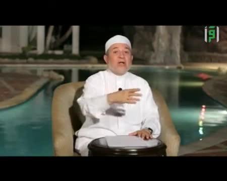 معية الله لعبد  - إشراقات في آيات -  الدكتور أيمن رشدي سويد
