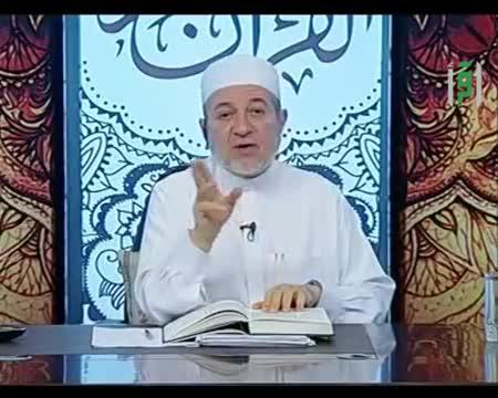 الإتقان لتلاوة القرآن - سورة الأنعام من 95 إلى101 -  الدكتور أيمن رشدي سويد