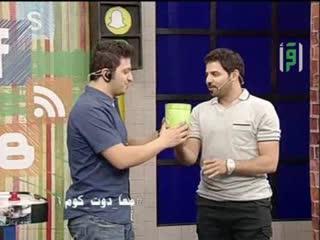 صدمة معن برغوث بهدية ياسر سنان في معا دوت كوم