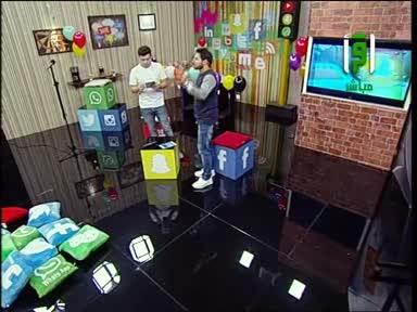 برنامج معا دوت كوم - الحلقة 6- تقديم  ياسر سنان ومعن برغوث