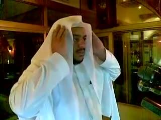 الشيخ توفيق خوج مؤذن الحرم المكي