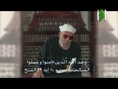 خواطر الشعرواي - آية 29  من سورة الفتح