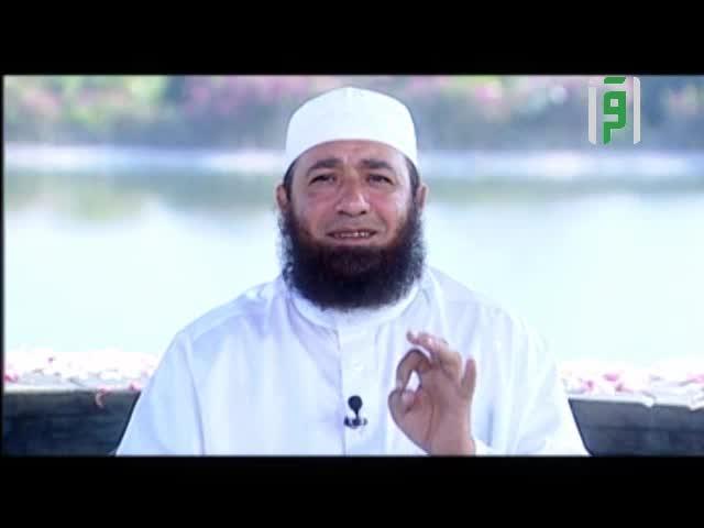 يوم في الجنة - ح 10 - أول زمرة تدخل الجنة - محمود المصري