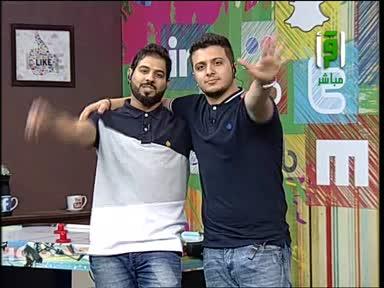 معا دوت كوم 44 - تقديم ياسر سنان و معن برغوث