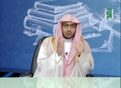 مشارق الأنوار - الشيخ صالح المغامسي - ح 23 - الامام ابو جعفر الطحاوي