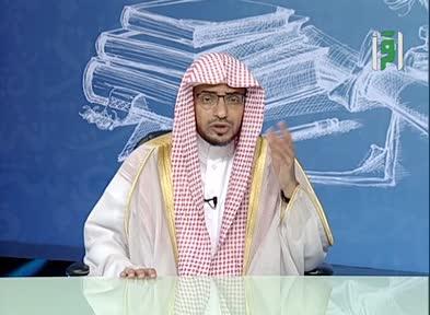 مشارق الأنوار - الشيخ صالح المغامسي - ح 24 - ( المفضل الضبي  ( ابو العباس