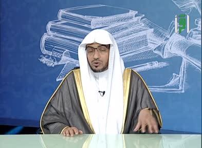 مشارق الأنوار - الشيخ صالح المغامسي - ح 18 -  الشاعر أبو تمام