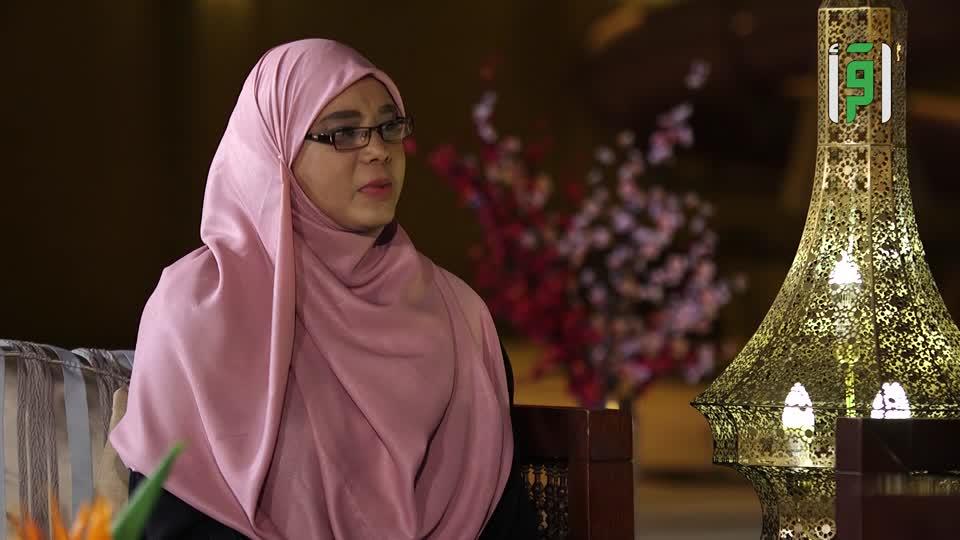 ولي دين الجزء الثاني -الحلقة 10- تسلط الرجل على المرأة - الدكتورة رفيدة حبش