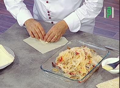 مطبخك - الحلقة 9 - الدجاج المقرمش مع الكينوا وصلصة العسل -  الشيف شادي زيتوني
