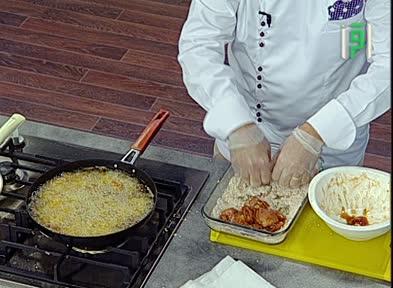 مطبخك - الحلقة 11 -كانيللوني رولزي مع الهيلون وجبنة اللحوم - الشيف شادي زيتوني