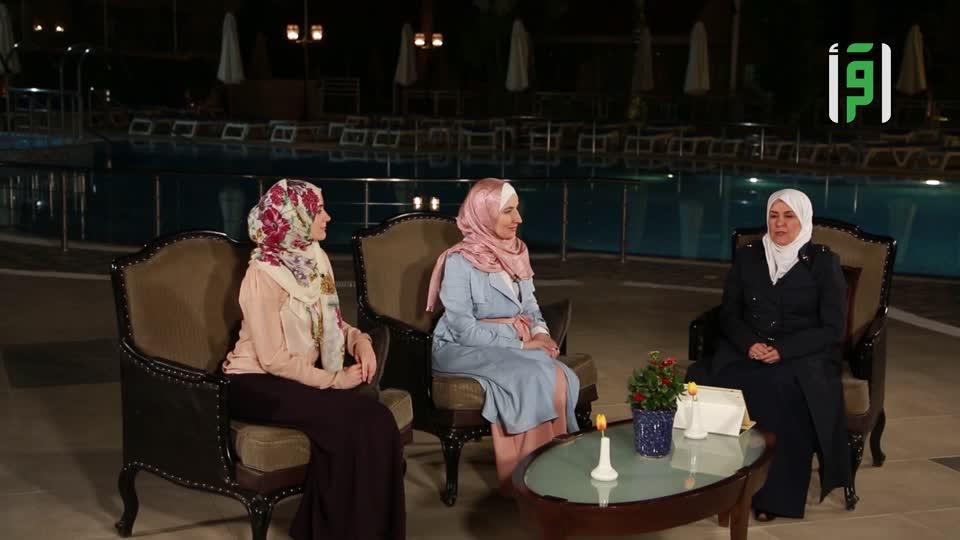 ولي دين الجزء الثاني -الحلقة 11- المرأة واللجوء- الدكتورة رفيدة حبش