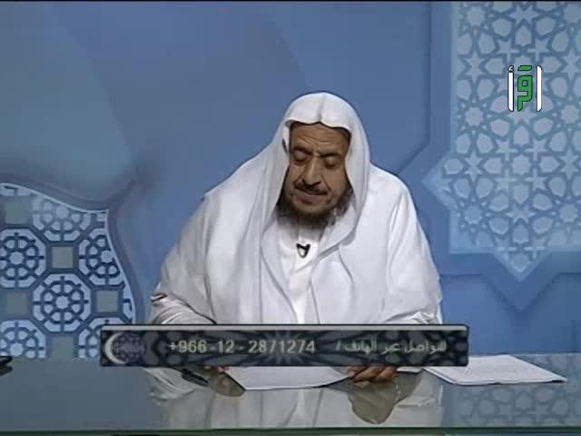 حكم صلاة  التسابيح - الدكتور عبدالله المصلح