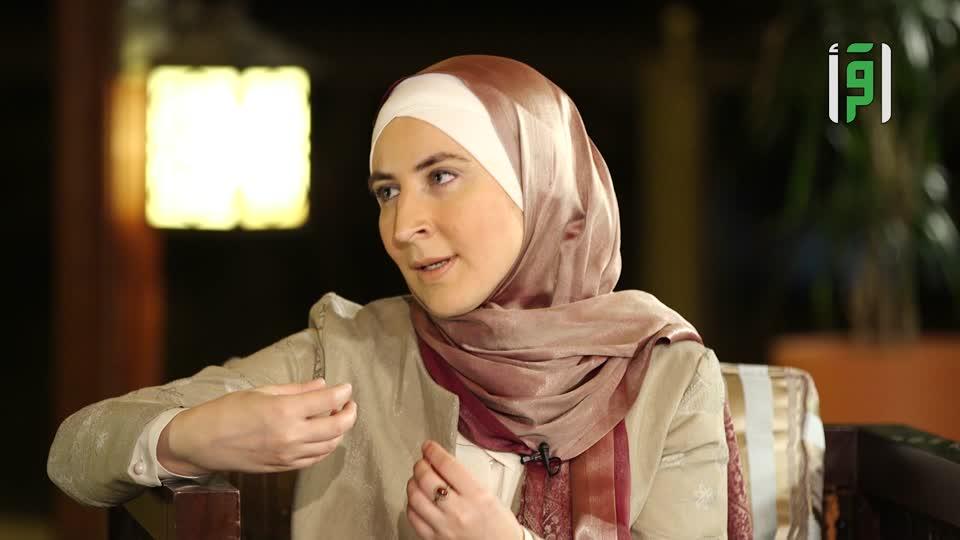 ولي دين الجزء الثاني -الحلقة 13- من أحكام العدة  - الدكتورة رفيدة حبش