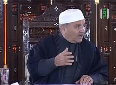 تربية الأبناء - الحلقة 14- التربية بالعقوبة ج4- الدكتور محمد راتب النابلسي