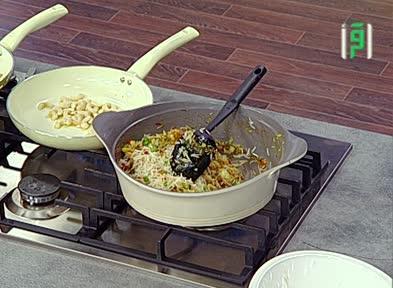 مطبخك - الحلقة 20 - كبة البركانية- الشيف شادي زيتوني
