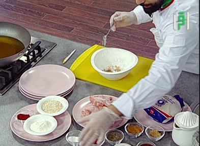 مطبخك - الحلقة 19 - بافلو أجنحة الدجاج - الشيف شادي زيتوني