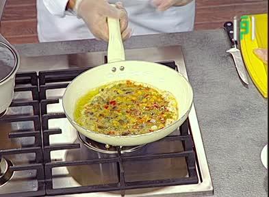 مطبخك - الشف شادي زيتوني - ح26 - هريسة بالدجاج