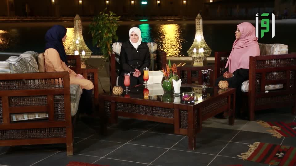 ولي دين الجزء الثاني - الحلقة 15 -تحمل المرأة للمسؤولية- الدكتورة رفيدة حبش