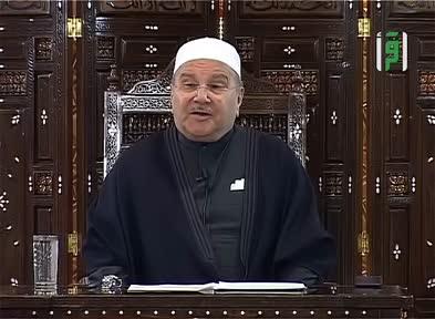 تربية الأبناء - الحلقة 17- الربط الاجتماعي الدكتور محمد راتب النابلسي
