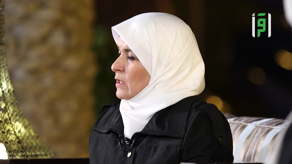 ولي دين الجزء الثاني - المرأة والمساجد -ح29- الدكتور رفيدة حبش