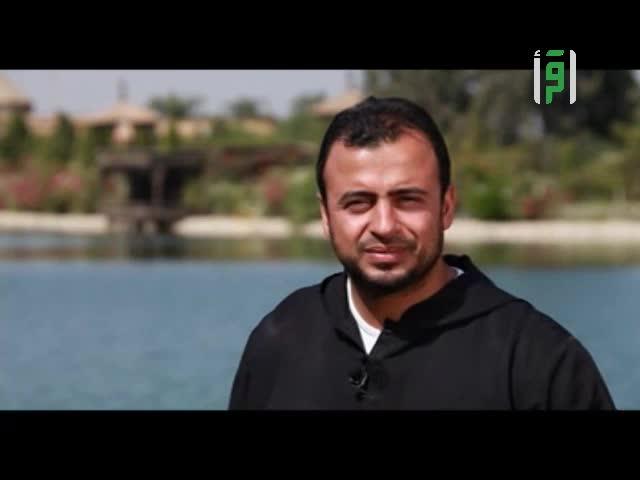 صالح لا يستطيع أن يصلي أو يتصدق !!!