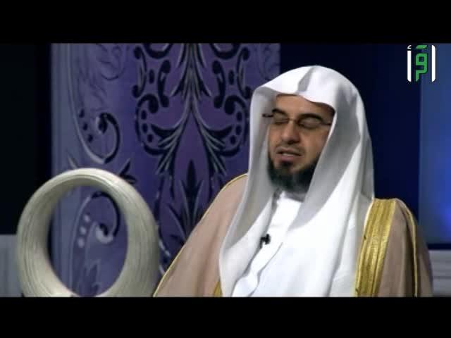 الأسوة الحسنة - الحلقة22-سيدات محسنات - تقديم خالد الشايع