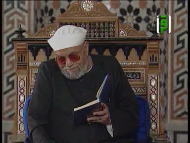 تفسير الشعراوي-ح9 –سورة الرحمن 4 – الشيخ محمد متولي الشعراوي