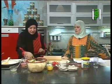 مطبخك 2005 - ح11 - مطازيز وكنافة بالجبنة - منال خجا