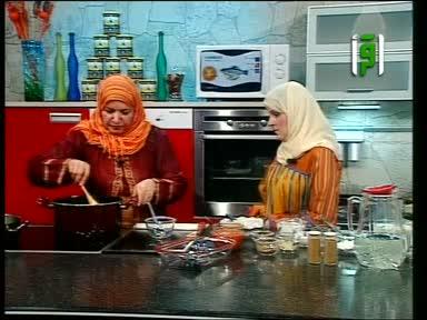 مطبخك 2005 - ح 17 - باميه - رز بالشعيرية - مهلبيه - منال خجا