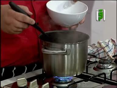 مطبخك 2011 - ح 6 - طاجن اللحم بالخضار والفريك والشوفان - سلطة الجزر المغربي - سمية الإدريسي - فايز الريماوي