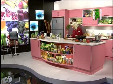 مطبخك 2011 - ح 8 - أرز بالشعيرية - سلطة روسية - جوانح دجاج - سمية الإدريسي و فايز الريماوي