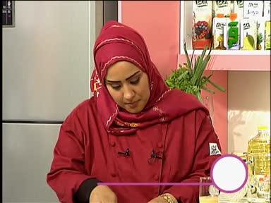 مطبخك 2011 - ح 20 - يخنة جمبري والهريسة الحرة - موس بالشوكلاته - سلطة حمص بيروتي