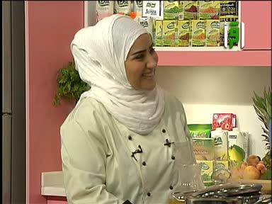 مطبخك 2011 - ح22 - صدور مشوية مع معكرونة بيني - سلطة حمص حب - شوربة بطاطس - جلي المانجو