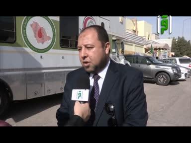 تقارير من أرض السعودية - ح 35 - المشاركات الدولية في مهرجان الجنادرية