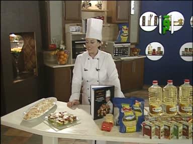 مطبخك 2007-ح19-باستا مع سمك السلمون وأصابع كوسا مع جبنة