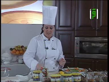 مطبخك 2006-ح2-شوربة الهليون مع الشوفان +لازانيا الدجاج مع الشوفان