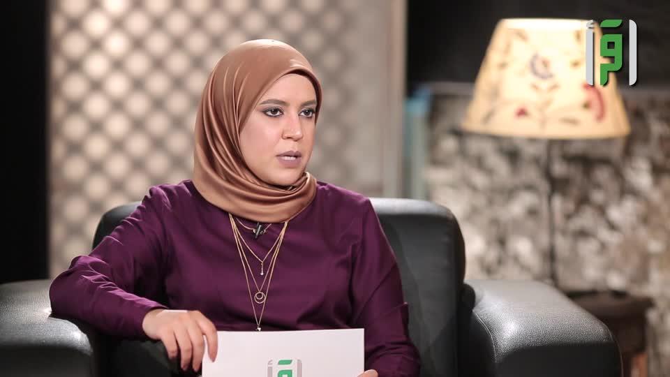 كاتب وكتاب - وزير نبي الله سليمان - مروة جمال - ح2