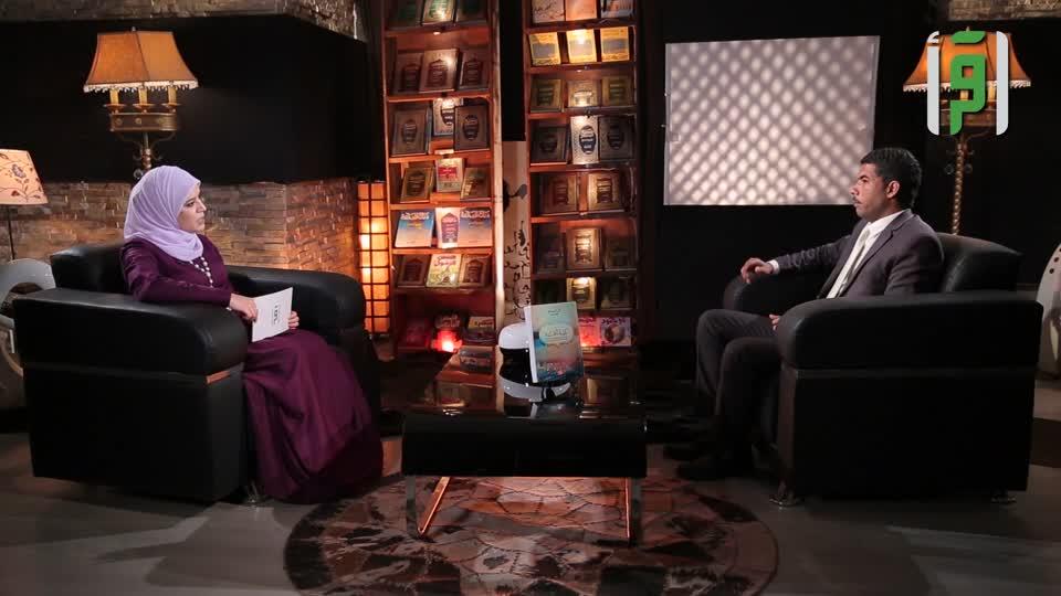كاتب وكتاب - محمد عمدة كتاب كتيبة التنمية - مروة جمال - ح٣
