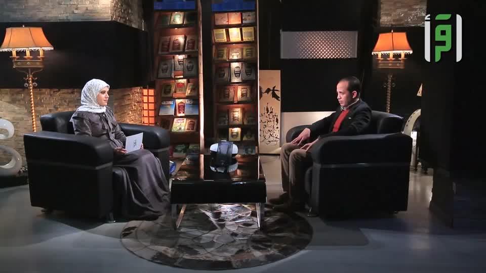 كاتب وكتاب - (ايمن مسعود) كتاب اجابة جريئة لله وللحرية - مروة جمال - ح٦
