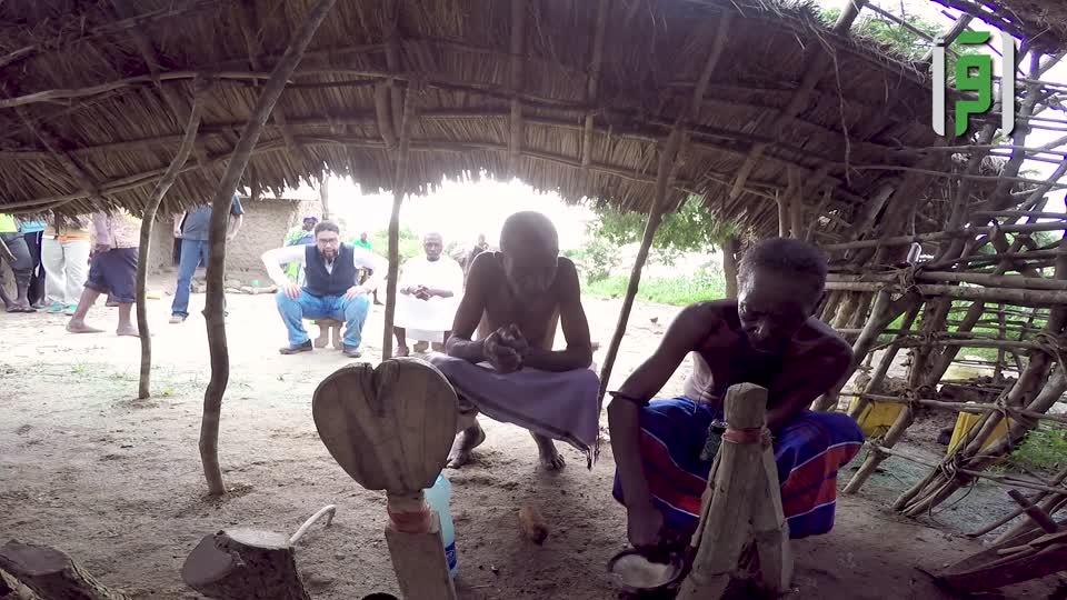 نور - عبادة الكوما لدى قبائل الجرياما - د. محمد القايدي - ح٥