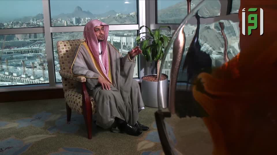 الفرائد المكية - عمر ابن لحي - الشيخ صالح المغامسي - ح٥