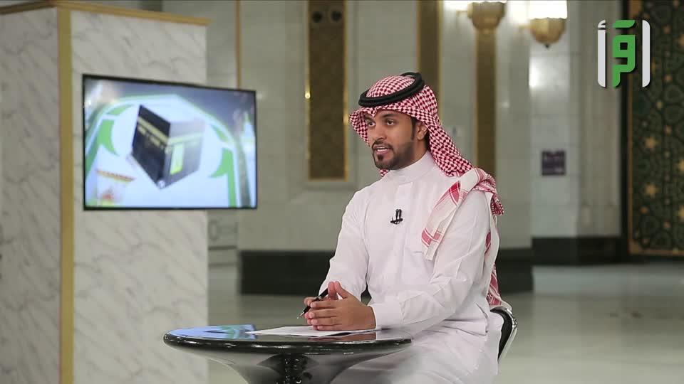 مباركا - ادارة الابواب - عبدالعزيز الزهراني - ح٧