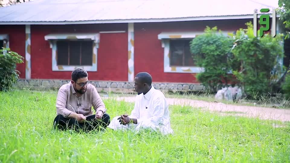 نور - حسن عبد الشكور من رواندا خريج المدينة المنورة - د. محمد القايدي - ح٩