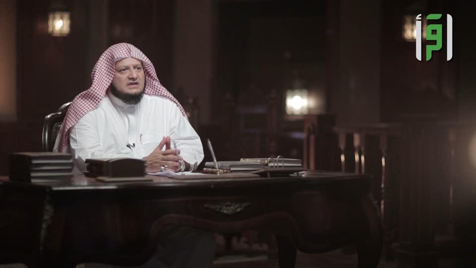وقفة مع آية - التقوى انفع وثاق - الشيخ صلاح باعثمان - ح٨