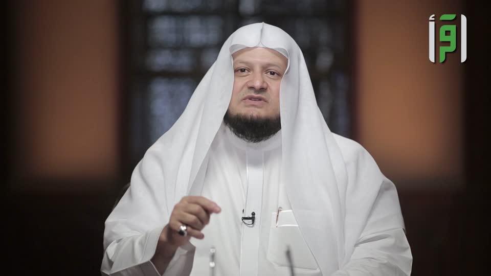 وقفة مع آية -ح9-التفاوت بين الناس -صلاح بن سالم بن عثمان