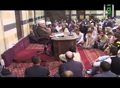الشمائل النبوية -ح9-نظافة النبي صلى الله عليه وسلم 2-محمد النابلسي