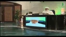 وحي من السنة  -مكانة الحديث الشريف -  تقديم الشيخ ملا خاطر