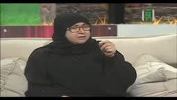 عقد الياسمين - الرد على أسئلة المشاهدين -  وائل باداوود والإستاذة إعتدال إدريس